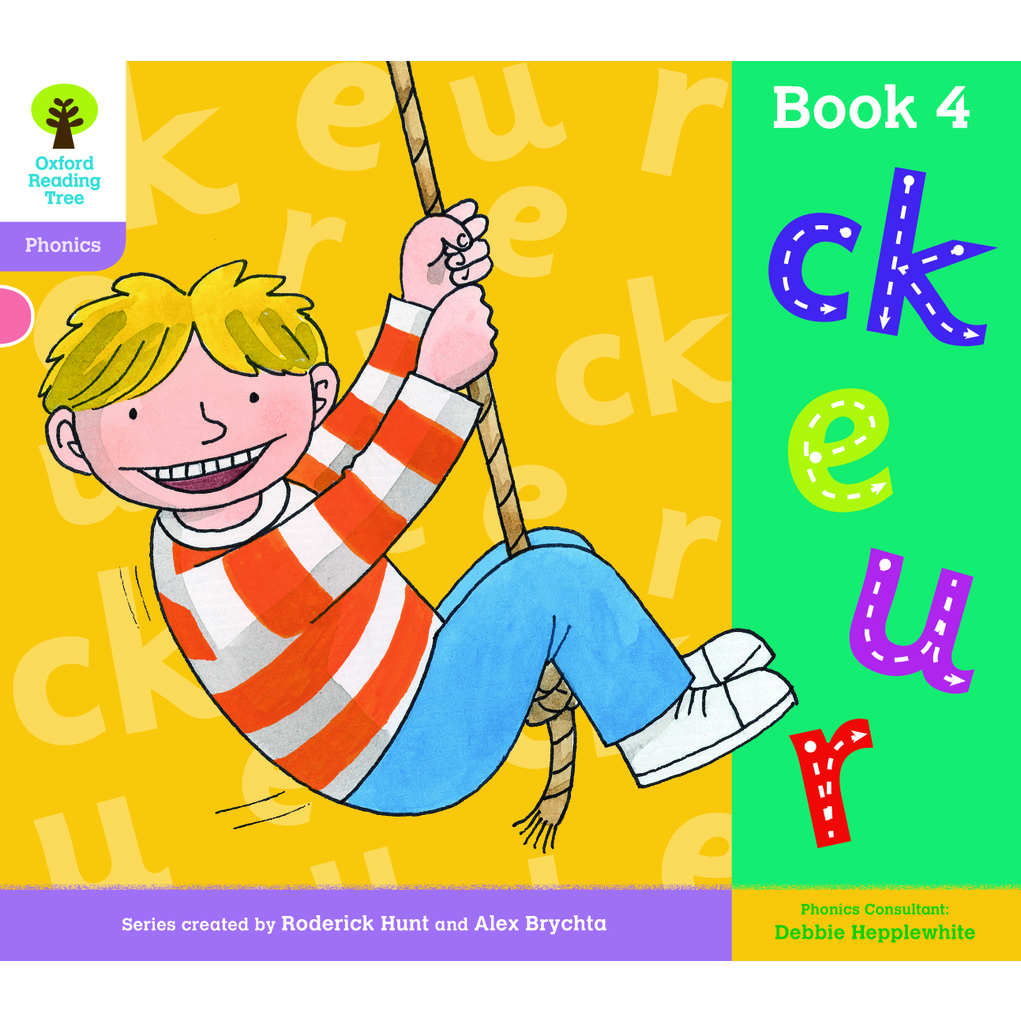 Workbooks oxford reading tree workbooks : Floppy's Phonics Resources, Training and Support